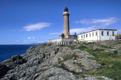 Ardnamurchan Lighthouse.