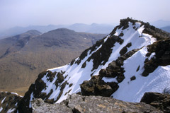 The south-east top of Ben Lui.